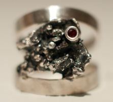 Ring -Anger- by MirielDesign