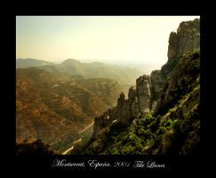 Montserrat Spain. by TikiLlanes