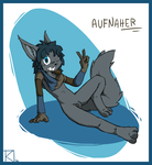 [Commission] Aufnaher by Kay950