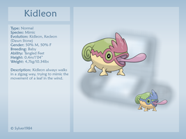 Kidleon V2 by sylver1984