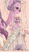 [MLP] Wedding Twilight Censored by Hae-Hyun
