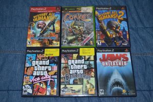 Best Ps2 and xbox Games by Jaws1996