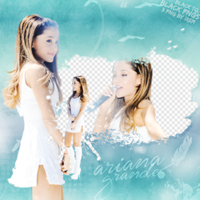 PNG Pack (74) Ariana Grande by IremAkbas