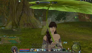 Me In Aion by PharaohAtisLioness