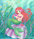 Under the sea by Nawal
