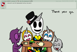 Q and A 101 -magic-deviant- by Ask-The-PastaGang