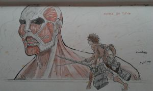 shingekinof#ckinkyojin - ATTACK ON THE TITAN by GSPARRowdeathlegend