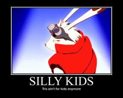King Kazma: Trix Ain't For Kid by SonicVelocity
