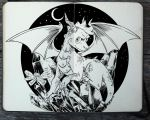 #306 Spyro the Dragon by Picolo-kun