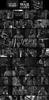 The War Games Episode 8 Tele-Snaps by VGRetro