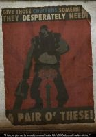 Art :: TF2 Propaganda Poster 1 by DodgeBall