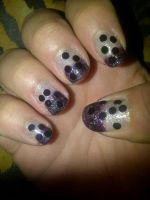 polka dot craziness by pierrettepaola