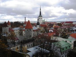 Estonia View by racehorse87-stock