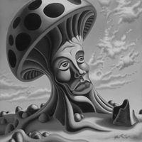 Mr. Mushroom by Jeff1966