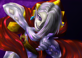 Ghirahim by SoulOfUndead