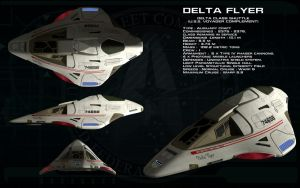 Delta Flyer ortho [update] by unusualsuspex