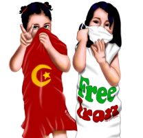 Free Turkey, Free Iran, Free World by sarabanu