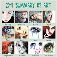 2011 Summary of Art by esayelemay