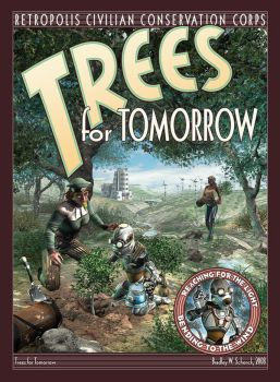 Trees for Tomorrow by BWS