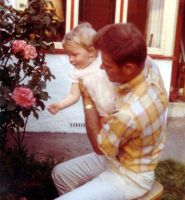 my dad and me by staticgirl