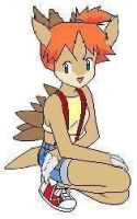 Misty Sandslash by mikeyvenomfrog