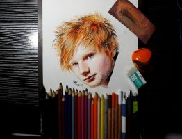 Ed Sheeran by Williaaaaaam