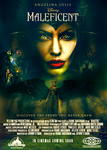 Maleficent Movie Poster and Time-Lapse Video by shad-designs