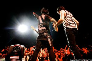 Green Day - Acer Arena 2 by geeewocka