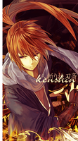 Kenshin by hagane-girl