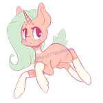 Pony adopt! #2 by BaguettesAdopts
