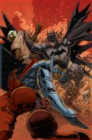 batwing cover colours.. by ledkilla