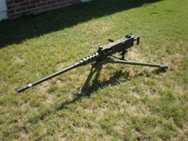 M2 Browning Machine Gun .50 by DarkSamuraiX1999
