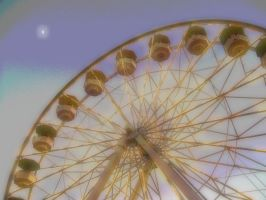 Ferris Wheel by ZoeMarlene