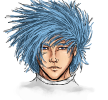 Cathar iscribble doodle by Sferath