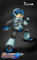 mighty no. 9 by RakinTor