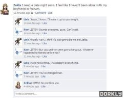 LOL Zelda by PleasurelyPainful