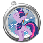 Safari icon - twilight sparkle by spikeslashrarity