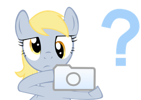 Derpy Hooves - noimage.png by FabulousPony