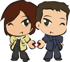 Benson x Stabler by AliciaRFlowright