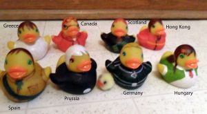 Hetalia Duckies - 1 by Lil-Shiro-Chan