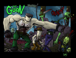 The Goon by MAGGOTDETH