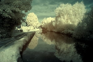 Canal view in IR 2 by bmh1