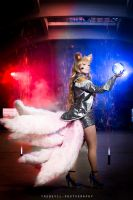 League Of Legends - Ahri [Popstar] (2) by theDevil-photography