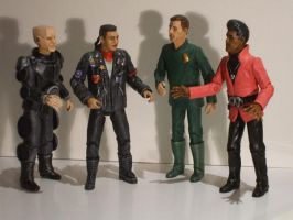 Red Dwarf Crew02 by DarkAngelDTB