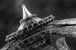 Eiffel Tower by TimeCapTurer