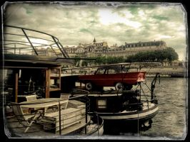 Paris plage17 by jenyvess