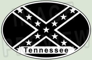 Confederate Tennessee by hassified