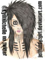 Realistic Ashley Purdy by KymmieCup