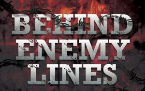 Behind Enemy Lines Church Flyer Template by loswl