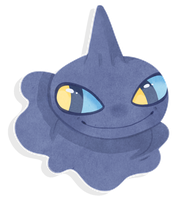 Shuppet by BunsDream